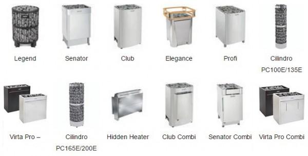 Harvia печь для бани электрическая