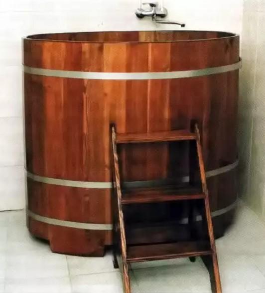 Японская баня Фурако своими руками