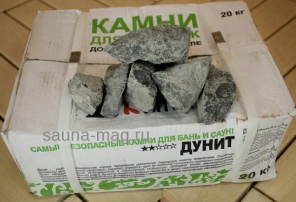 Камни для каменки какие лучше