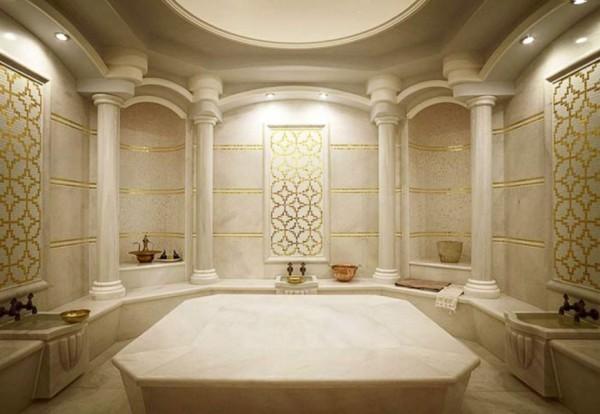Турецкие бани фото